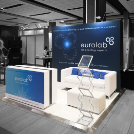 3 x 3 exhibition stands